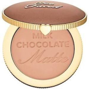 4/$25 TOO FACED Milk Chocolate Matte Bronzer